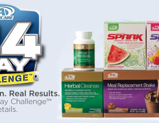 Advocare 24 Day Challenge - If Tom Can Do It