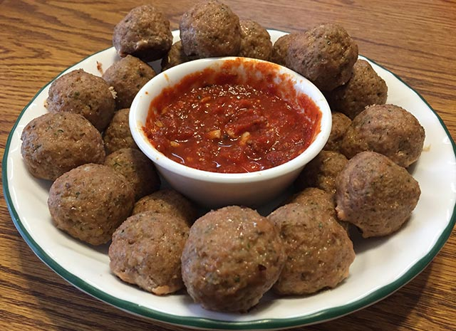 Baked Turkey Meatballs - If Tom Can Do It, You Can Do It