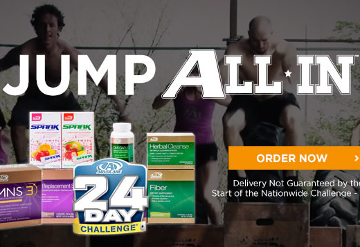 Al In With Advocare 24 Day Challenge